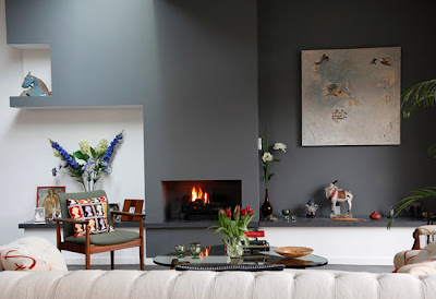Mixture Styles House Decoration in London