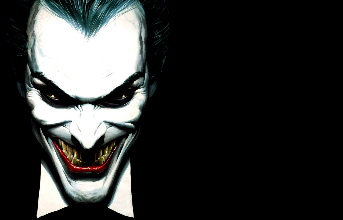 the joker batma...