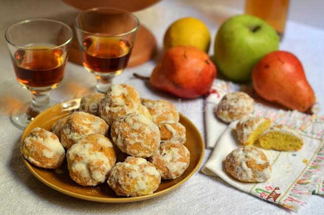 ricetta zuccherini toscani all'anice