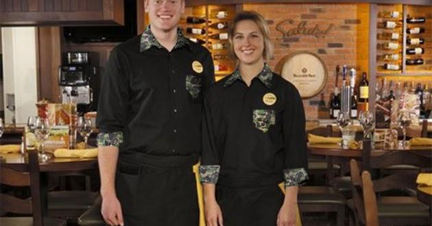 Olive Garden Server Training Manual