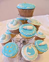 cupcake battesimo 1