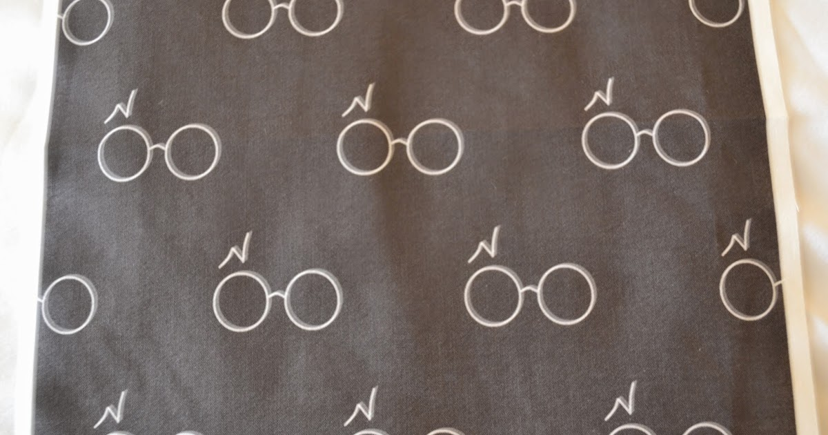Closet Crafter Harry Potter Fabric
