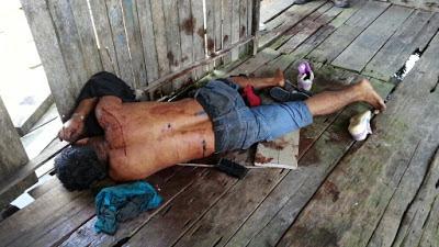 Antara Penceroboh Sulu Yang Mati