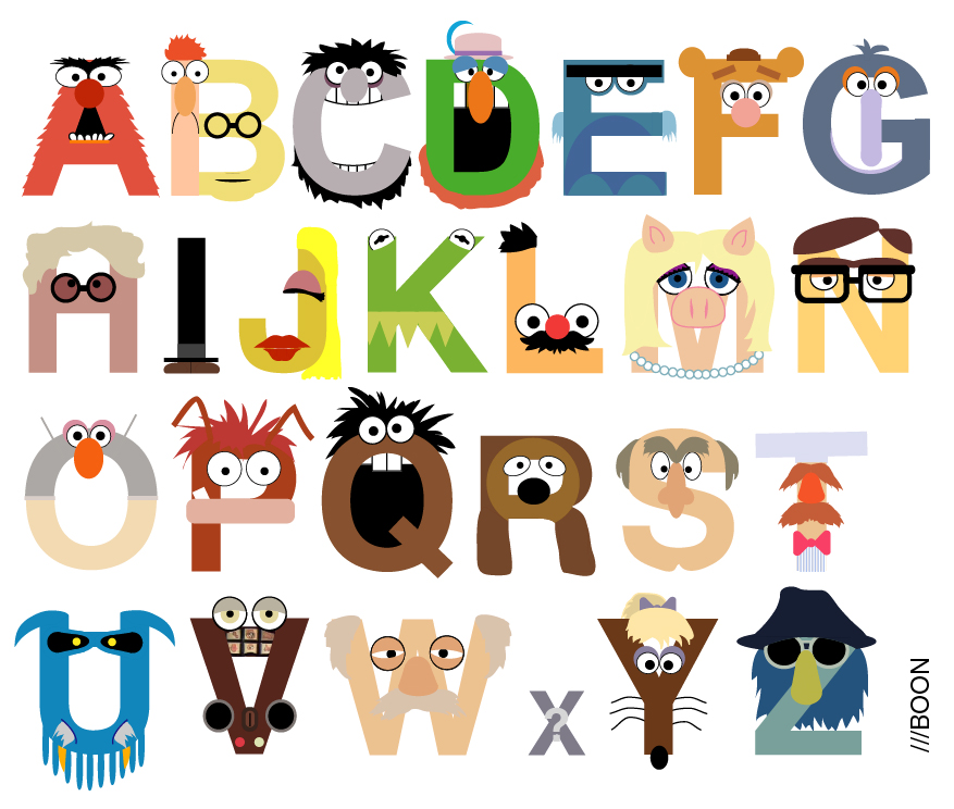 ... Budget Reviews: Ladies and Gentlemen... It's The Muppet Alphabet