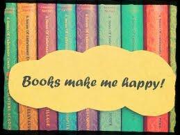 A los amantes de los libros, si te sientes mal, coje un libro y olvidate del mundo que te rodea
