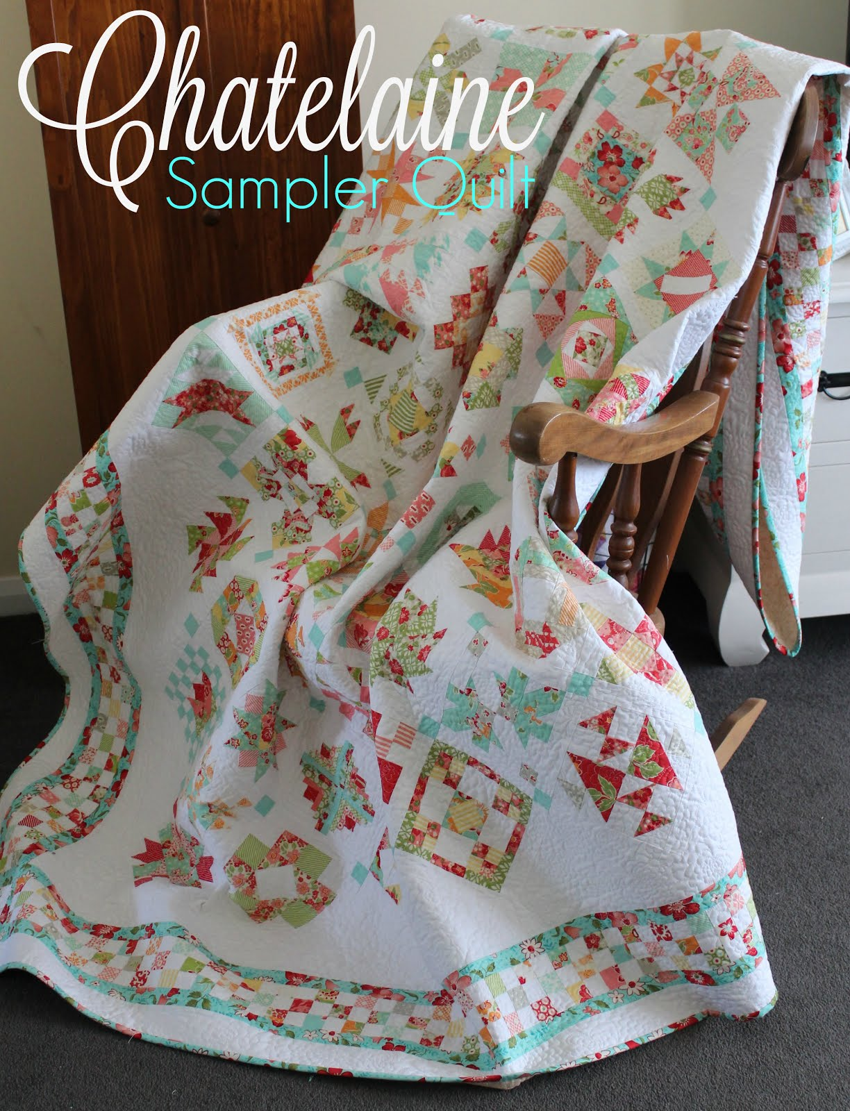 Make My Free Sampler Quilt