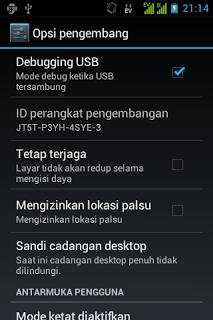 Cara Menjadi Pengembang Android