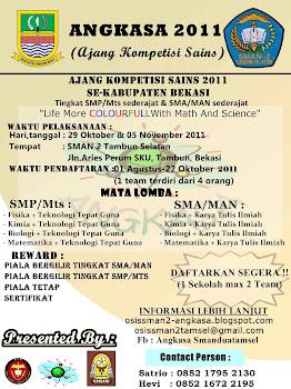 Pamflet ANGKASA 2011