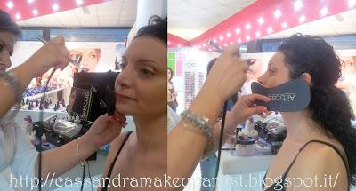 fiera salone estetica catania ciminiere_ airbrush make up