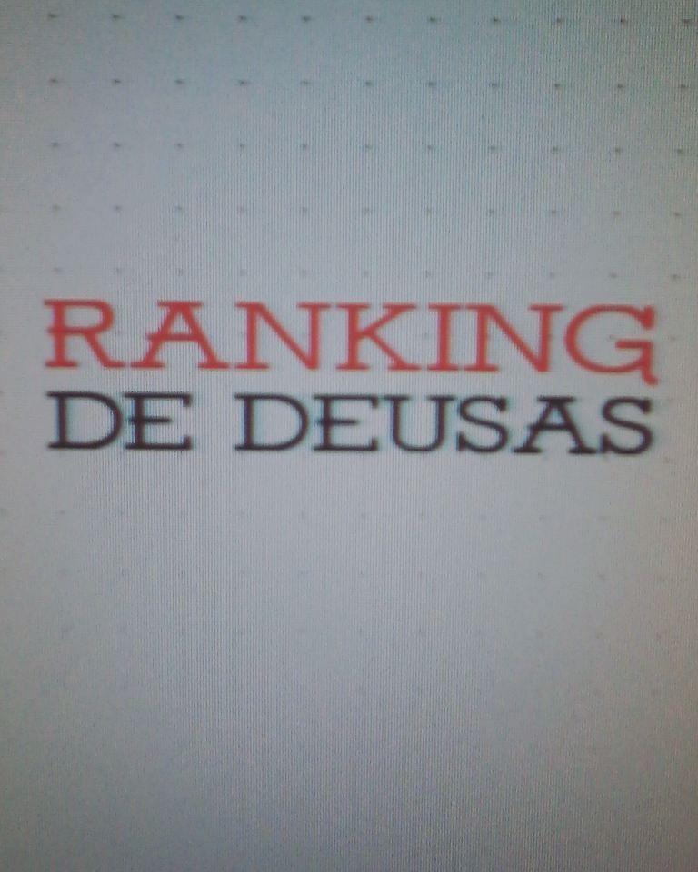 Ranking de Deusas