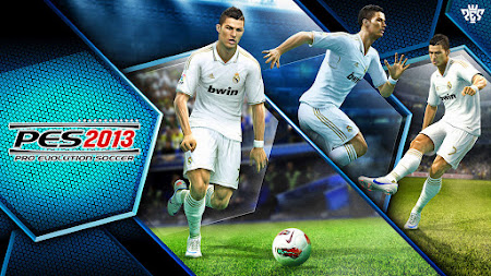 Capa Pro Evolution Soccer 2013   PC   Torrent Baixar Download