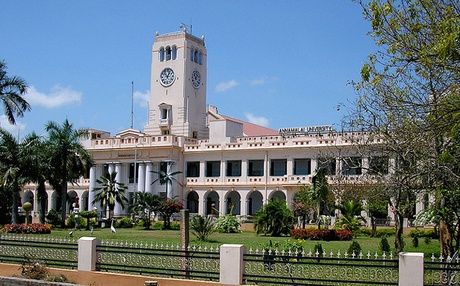 Annamalai University Distance Education - ContactNumbers.In