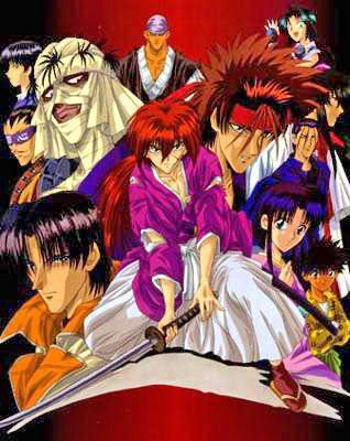 Samurai X ganhará novo anime Rurounikenshin-anime