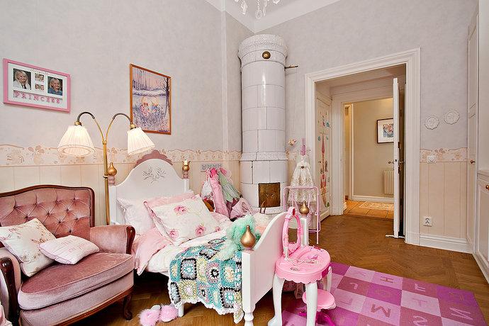 contoh interior kamar tidur anak mewah dan unik 10 gambar