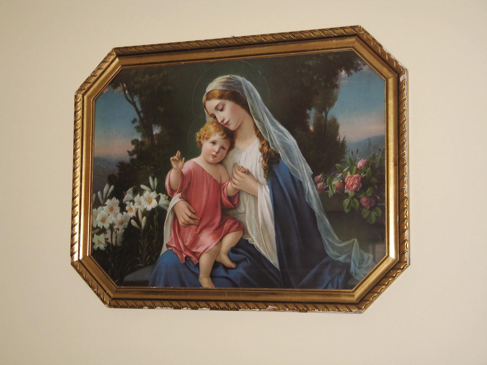 Matka Boska starocia
