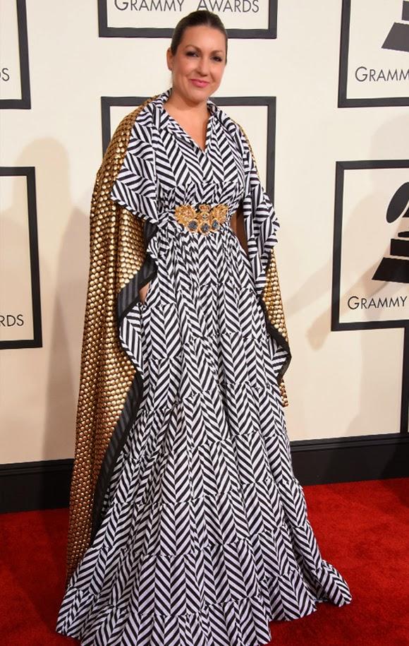 Niña Pastori en los Grammy 2015
