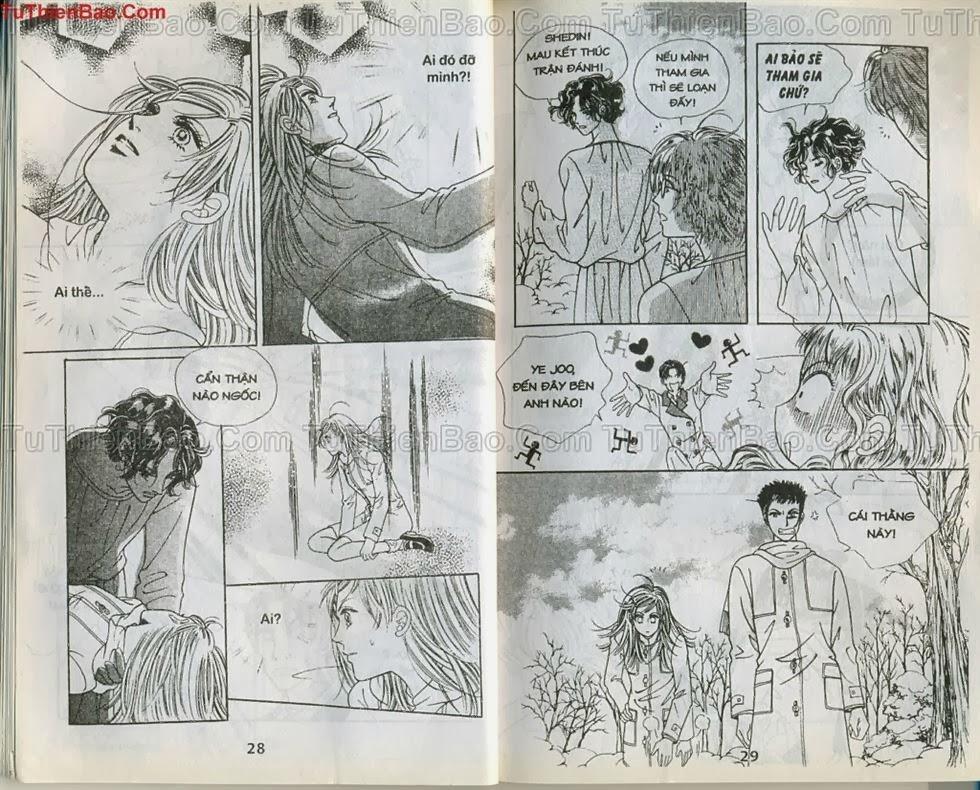 Thiên Sứ chap 12 - Trang 15