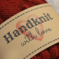 Free Printable: Handknits Gift Tag