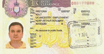 how to get ancestry visa uk