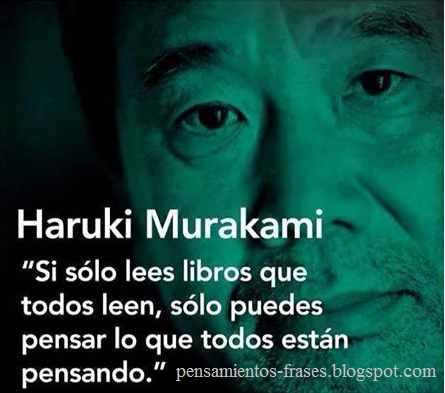 frases de Haruki Murakami