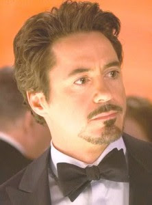 ROBERT DOWNEY COOL HAIR