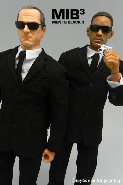 Dragon Models (DML) MIB3 (Men In Black III) 1/6th scale Agent J