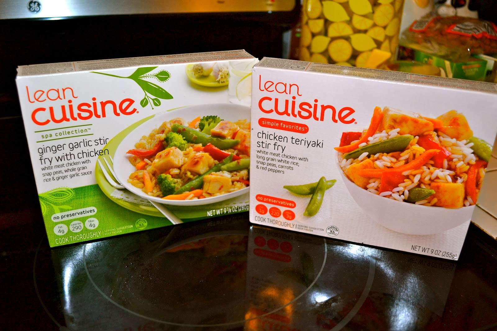 A taste of the far east right at home frozenfavorites for Are lean cuisine dinners healthy