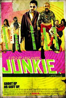 Watch Junkie (2012) movie free online