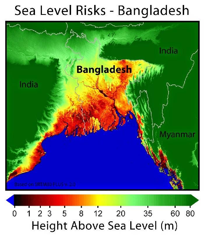 Ultra-Cool Floating Schools di Banglades
