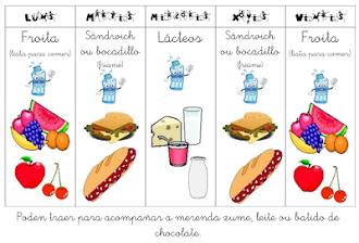 NUESTRAS MERIENDAS