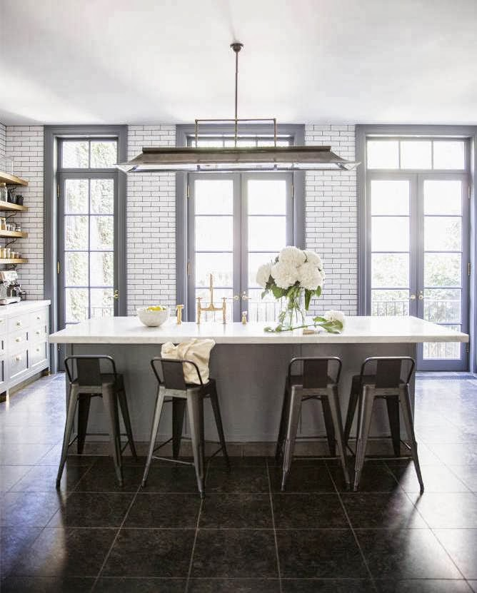 French Gray Kitchen Cabinets: CITY KITCHEN CONFIDENCE