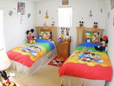 C mo decorar la habitaci n de los ni os decoracion de salas - Decorar habitacion ninos ...