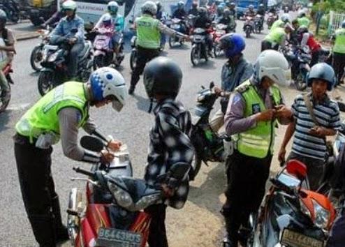 Denda Tilang Terbaru Di Indonesia
