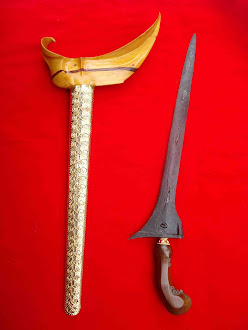 keris pamor tambal