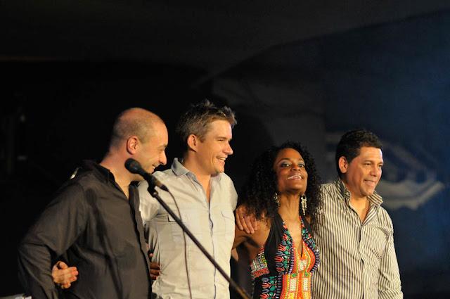 Izaline Calister and her Trio, Jazz Fest at Dalhousie Institute Day 2, Nikon D300