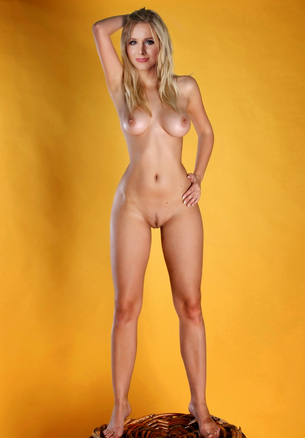 kristin bell nude photos