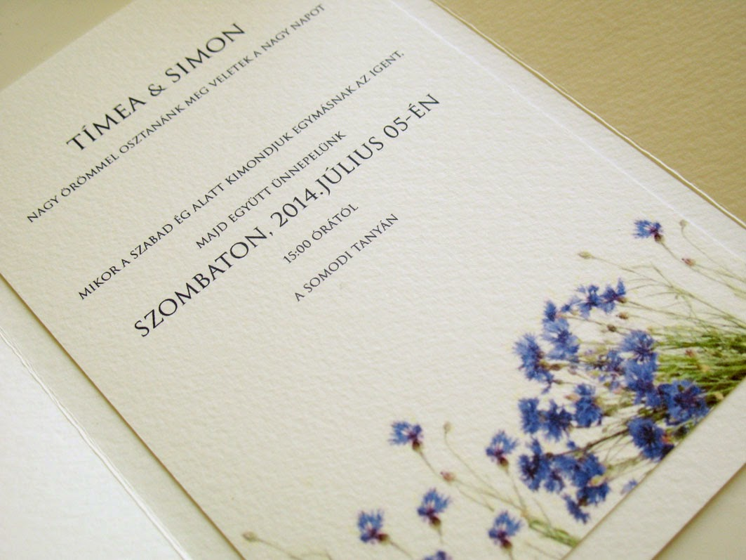 Inspiration for weddings, invitations and stationery: Hungarian and ...