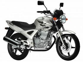Honda tiger 250
