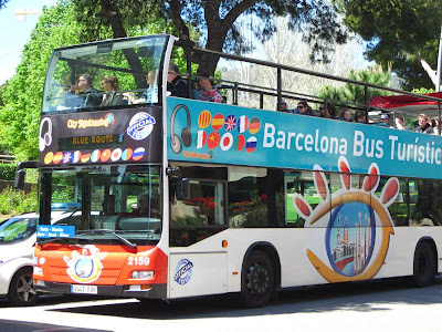 Bus Turistic in Barcelona