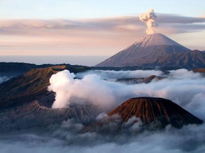 Gambar Gunung Bromo Tengger Semeru