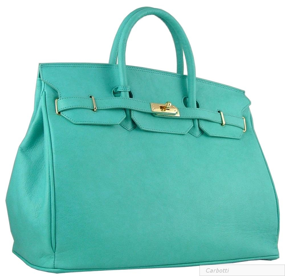 ... missing in your home or wardrobe? It could be this nice Tiffany Blue