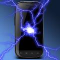 Electric Screen - Layar Android mengeluarkan Listrik