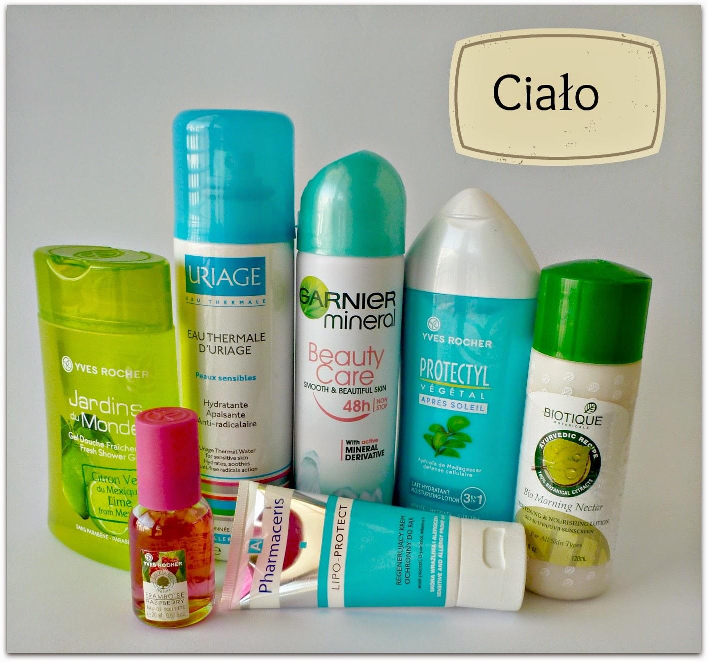 Podróże 2014: Kosmetyki w tropiki cz. 2