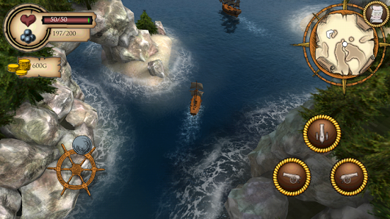 Pirate Dawn Android Game Apk
