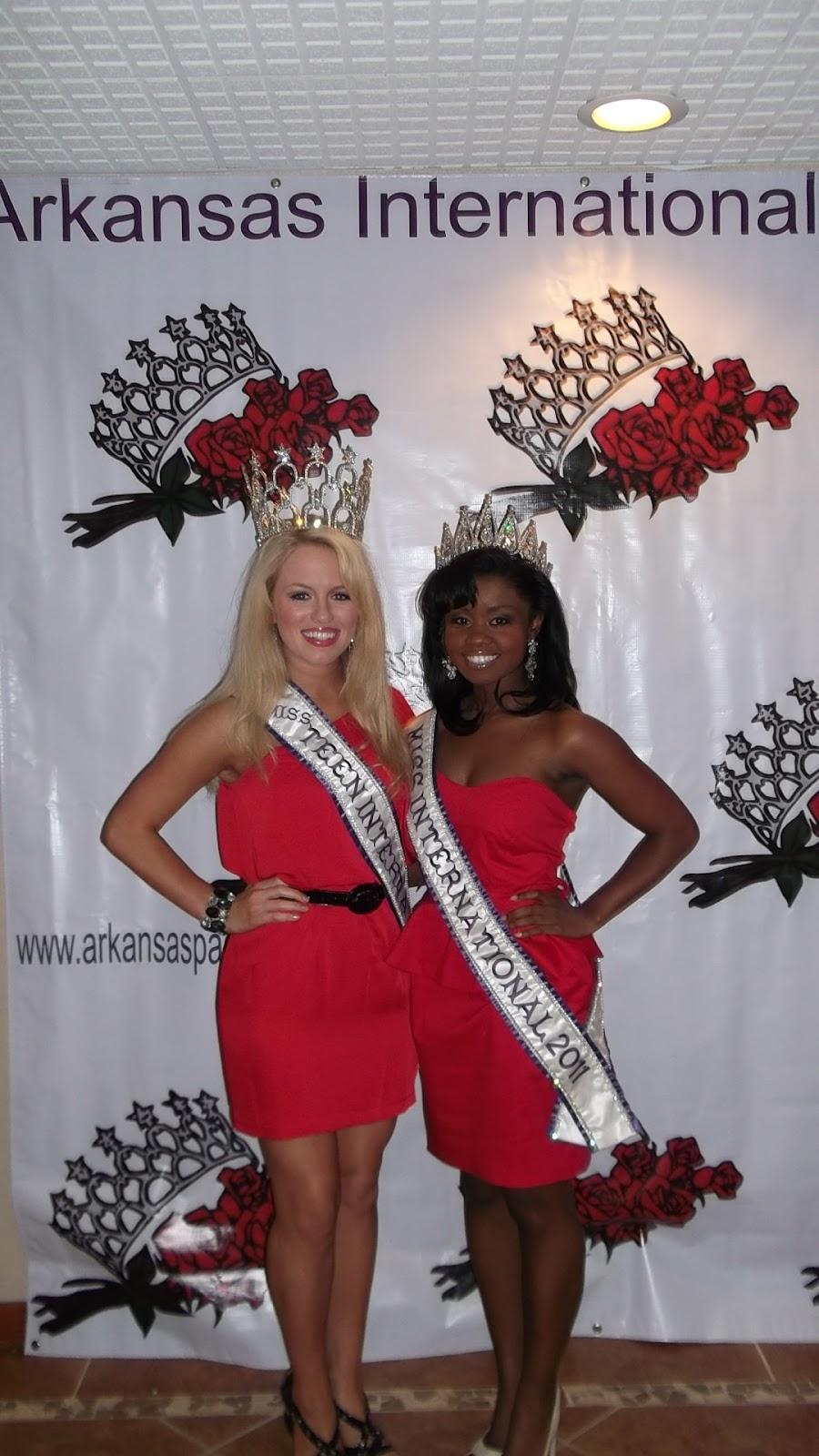 Blanche Murphy-Miss Teen Arkansas ...
