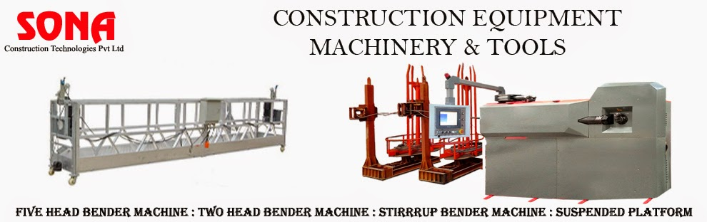 Stirrup Bender Machine