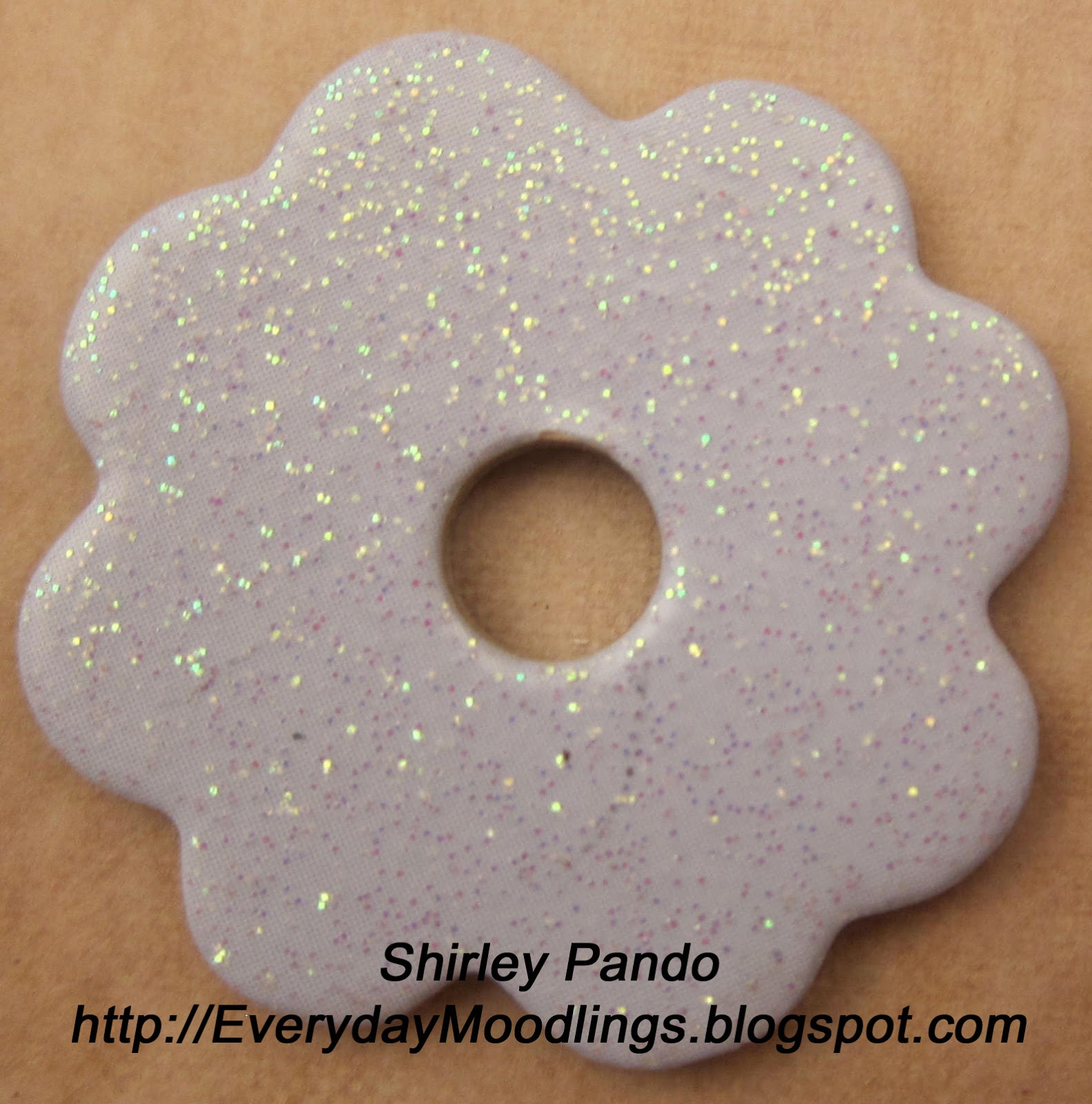 Glitter Chipboard