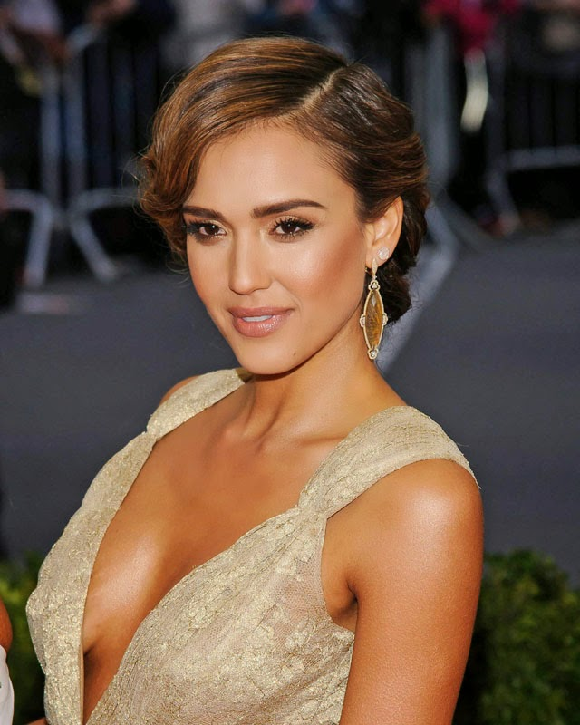Bollywood Actress High Quality Wallpapers: Jessica Alba
