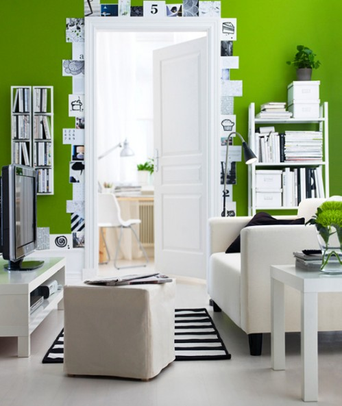 Green Living Designing Fresh Paint Pictures And Wallpaper 2013 ...
