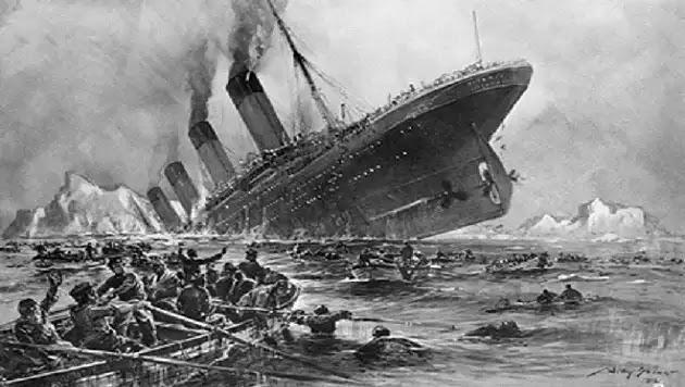 Τιτανικός: το τραγικό φινάλε του αβύθιστου πλοίου